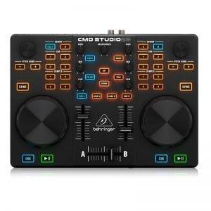 BEH, CONTROLADOR DJ CMD STUDIO 2A
