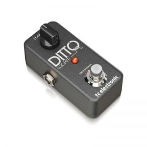 TC ELECTRONIC, PEDAL EFECTO DITTO LOOPER