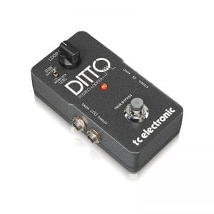 TC ELECTRONIC, PEDAL EFECTO DITTO STEREO LOOPER