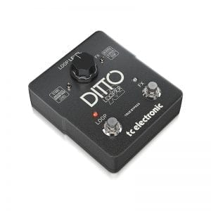 TC ELECTRONIC, PEDAL EFECTO DITTO X2 LOOPER