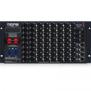 MIDAS, INTERFAZ AUDIO DL251