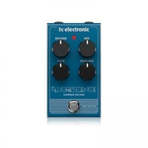 TC ELECTRONIC, PEDAL EFECTO FLUORESCENCE SHIMMER REVERB