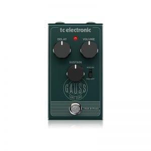 TC ELECTRONIC, PEDAL EFECTO GAUSS TAPE ECHO