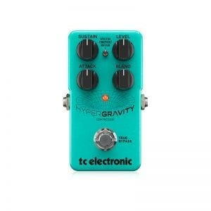 TC ELECTRONIC, PEDAL EFECTO HYPERGRAVITY COMPRESSOR