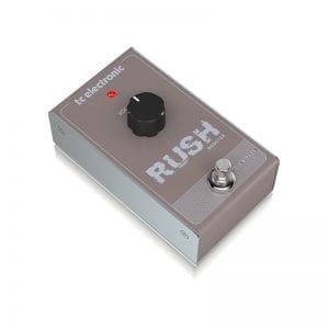 TC ELECTRONIC, PEDAL EFECTO RUSH BOOSTER