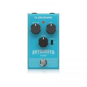 TC ELECTRONIC, PEDAL EFECTO SKYSURFER REVERB