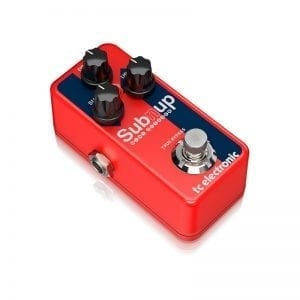 TC ELECTRONIC, PEDAL EFECTO SUB N UP MINI OCTAVER