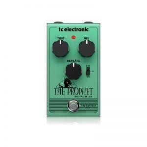 TC ELECTRONIC, PEDAL EFECTO THE PROPHET DIGITAL DELAY