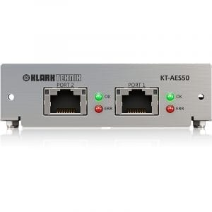 KLARK TEKNIK, MODULO RED KT-AES50