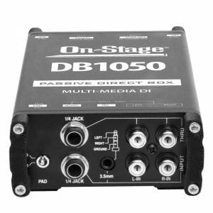 ON STAGE, CAJA DIRECTA DB1050