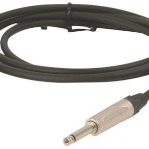 ON STAGE, CABLE INST 1M QTR-QTR NEUTRIK IC-3NN