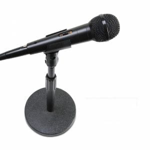 ON STAGE, SOPORTE MIC ESCRITORIO DS7200B